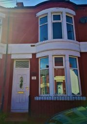Thumbnail 2 bed terraced house to rent in Northbrook, Wallasey
