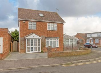 Thumbnail 3 bed detached house for sale in Hanover Close, Sittingbourne