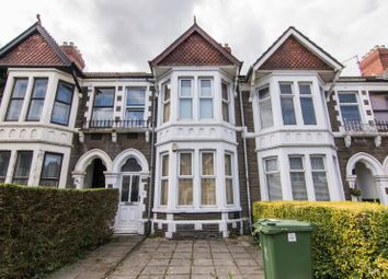 Thumbnail 3 bed terraced house for sale in Whitchurch Road, Heath, Cardiff