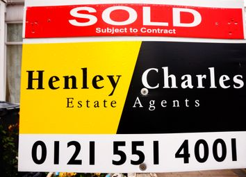 Thumbnail 2 bedroom flat for sale in Endwood Court, Handsworth Wood Road, Handsworth Wood