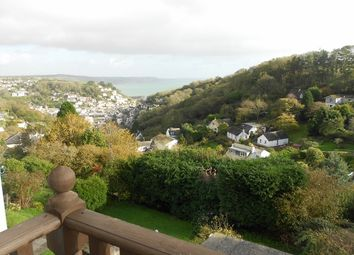 Thumbnail 1 bed flat to rent in Downs Lane, Looe