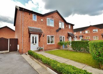 3 bed semi-detached house for sale in Higher Croft, Eccles, Manchester M30
