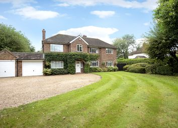 Thumbnail 4 bed detached house to rent in Burkes Road, Beaconsfield
