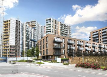 Thumbnail 1 bed flat for sale in Pavilion Square, Royal Arsenal Riverside, Woolwich