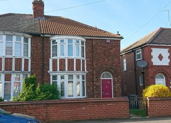 Thumbnail 3 bed semi-detached house for sale in Sandringham Road, Intake, Doncaster