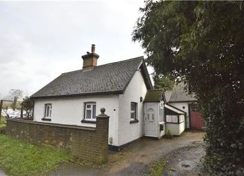 Thumbnail 2 bedroom cottage for sale in Bonehurst Road, Horley