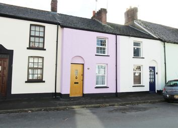 Thumbnail 2 bed cottage for sale in Church Street, Caerleon, Newport