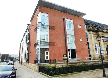 Thumbnail 2 bed flat to rent in Kingston Square, Hull