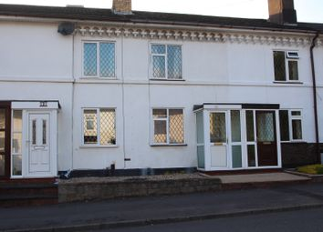 Thumbnail 2 bedroom terraced house to rent in High Street, Wollaston