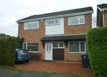 Thumbnail 4 bed detached house to rent in Hazel Drive, Lutterworth
