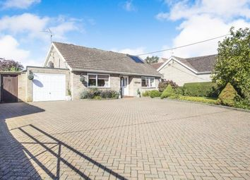 Thumbnail 3 bed bungalow for sale in Denver, Downham Market, Norfolk