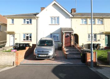Thumbnail 3 bedroom terraced house for sale in Dickens Road, Gravesend, Kent
