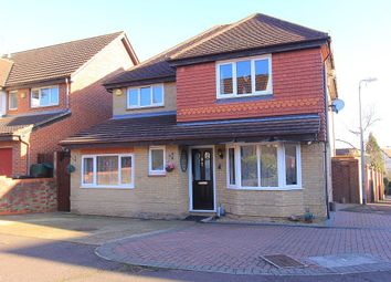 Thumbnail 4 bed detached house for sale in Peppercorn Close, Colchester, Essex