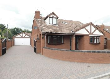 Thumbnail 4 bed detached house for sale in Worcester Road, Titton, Stourport-On-Severn