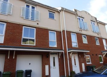 Thumbnail 4 bed town house to rent in Barrow Gardens, Redhill