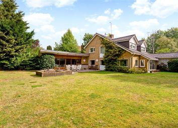 Thumbnail 5 bed detached house for sale in Cranley Road, Burwood Park, Walton-On-Thames, Surrey