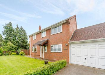 Thumbnail 3 bed detached house for sale in Mountain Ash, Wattlesborough, Shrewsbury, Shropshire