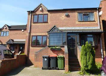 Thumbnail 2 bed terraced house to rent in Imperial Rise, Coleshill, Birmingham