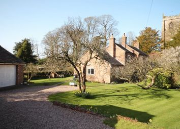 Thumbnail 3 bed detached house for sale in Mucklestone, Market Drayton