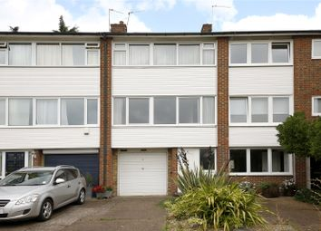 Thumbnail 2 bed terraced house for sale in Summit Way, London
