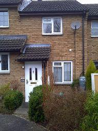 Thumbnail 2 bedroom terraced house to rent in Farringdon Way, Tadley