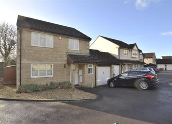 Thumbnail 3 bed detached house for sale in Wellow Mead, Peasedown St. John, Bath, Somerset