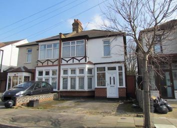Thumbnail 3 bed semi-detached house for sale in Lansdowne Road, Seven Kings, Ilford