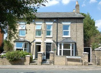 Thumbnail 4 bed semi-detached house for sale in Cumberland Street, Ipswich