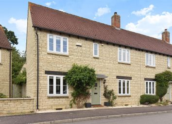 Thumbnail 3 bed semi-detached house for sale in Hawthorn Drive, Bradwell Village, Burford