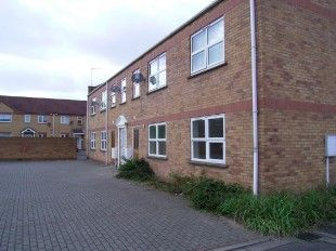 Thumbnail 1 bedroom flat to rent in Sixfield Close, Lincoln