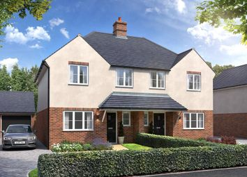 Mill Road, Slapton, Leighton Buzzard, Bedfordshire LU7. 3 bed semi-detached house for sale