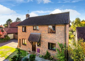 Thumbnail 4 bed detached house for sale in Abinger Keep, Horley, Surrey