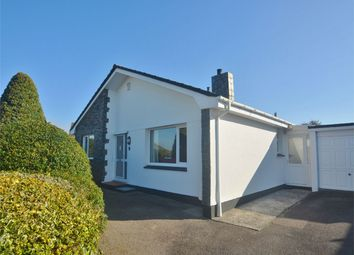 Thumbnail 3 bed detached bungalow for sale in Rosevalley, Threemilestone, Truro, Cornwall