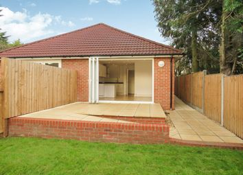 Thumbnail 1 bed semi-detached bungalow for sale in Wimpson Lane, Southampton