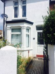 Thumbnail 2 bedroom shared accommodation to rent in Jeffery Street, Gillingham, Kent