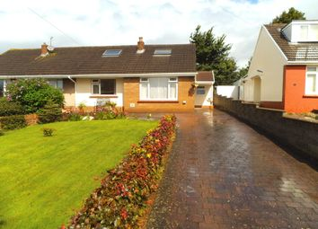 Thumbnail 3 bed bungalow for sale in Pwll Evan Ddu, Coity, Bridgend