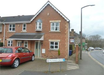 Thumbnail 3 bed end terrace house for sale in Orchard Croft, Darton, Barnsley, South Yorkshire