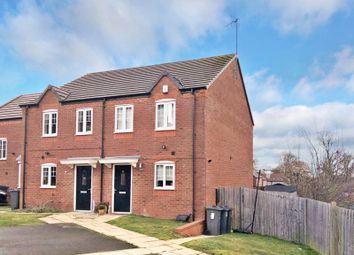 Thumbnail 3 bed semi-detached house for sale in Caban Close, Northfield, Birmingham