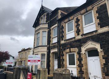 Thumbnail Studio to rent in Cardiff Road, Newport