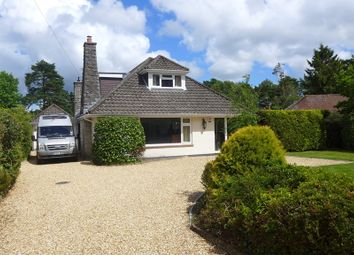 Thumbnail 5 bedroom property for sale in Golf Links Road, Ferndown