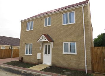 Thumbnail 4 bed detached house for sale in Rosewood Close, Whittlesey, Peterborough