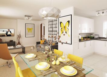 "Thumbnail 1 bed flat for sale in ""Aylsham"" at Walnut Close, Keynsham, Bristol"