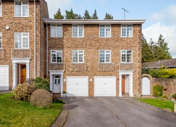 Thumbnail 3 bed town house for sale in Rivermount Gardens, Guildford