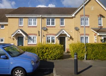Thumbnail 2 bed terraced house to rent in Draper Way, Leighton Buzzard