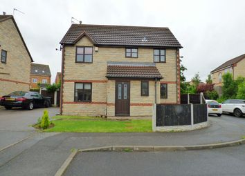 Thumbnail 3 bed detached house to rent in Applehaigh Drive, Kirk Sandall