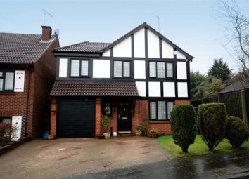 Thumbnail 4 bed property for sale in Albany Close, Bushey Heath WD23.