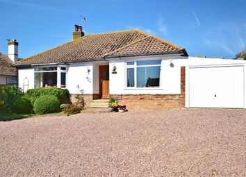 Thumbnail 3 bed bungalow for sale in Highview Road, Telscombe Cliffs, Peacehaven, East Sussex