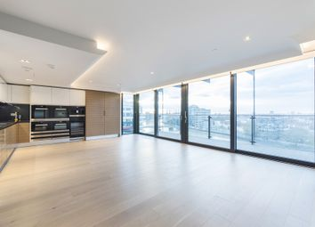 Thumbnail 3 bedroom flat to rent in Merano Residences, Albert Embankment
