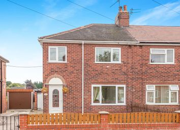 Thumbnail 3 bed terraced house for sale in Pinders Garth, Knottingley