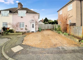 Thumbnail 3 bed semi-detached house for sale in Colyers Close, Northumberland Heath, Kent